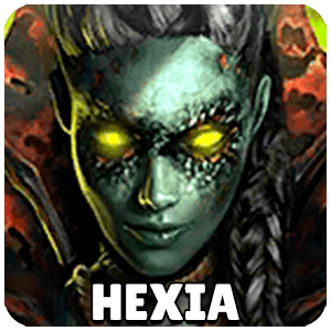 Hexia Champion Icon Raid Shadow Legends