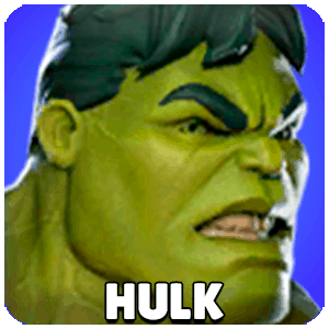 Hulk Character Icon Marvel Strike Force