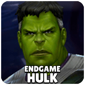 Hulk Endgame Character Icon Marvel Future Fight