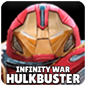 Hulkbuster Infinity War Character Icon Marvel Future Fight