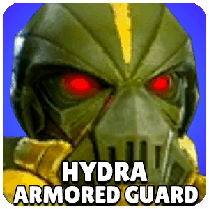 Hydra Armored Guard Character Icon Marvel Strike Force