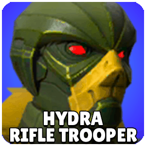 Hydra Rifle Trooper Character Icon Marvel Strike Force