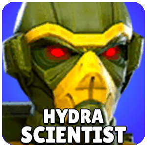 Hydra Scientist Character Icon Marvel Strike Force