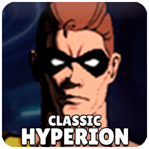 Hyperion Classic Character Icon Marvel Future Fight
