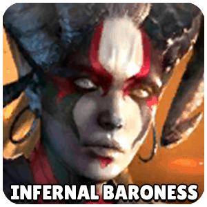 Infernal Baroness Champion Icon Raid Shadow Legends