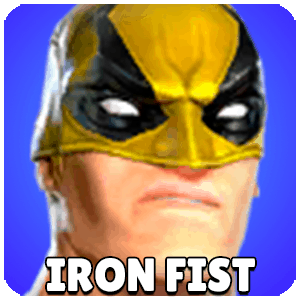 Iron Fist Character Icon Marvel Strike Force