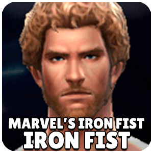 Iron Fist Marvels Iron Fist Character Icon Marvel Future Fight