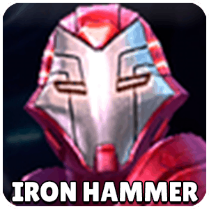Iron Hammer Character Icon Marvel Future Fight