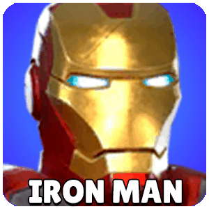 Iron Man Character Icon Marvel Strike Force