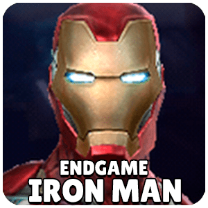 Iron Man Endgame Character Icon Marvel Future Fight