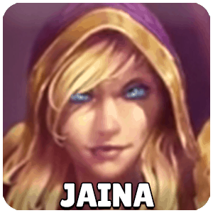 Jaina Hero Icon Heroes Of The Storm