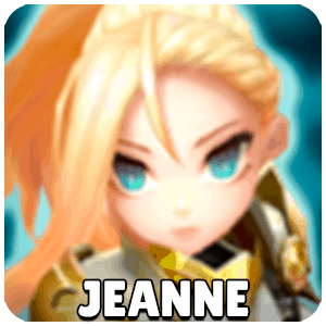 Jeanne Character Monster Icon Summoners War