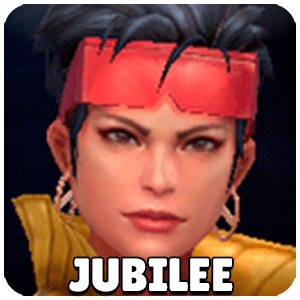 Jubilee Character Icon Marvel Future Fight