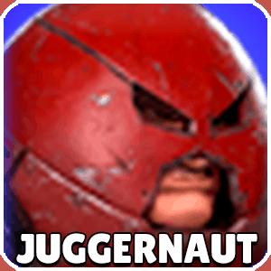 Juggernaut Character Icon Marvel Strike Force