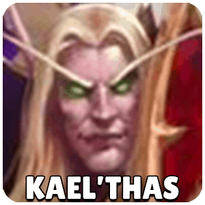 Kaelthas Hero Icon Heroes Of The Storm