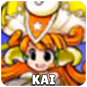 Kai Character Icon Battle Cats