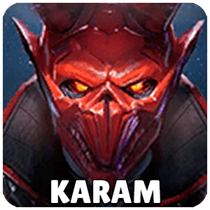 Karam Champion Icon Raid Shadow Legends