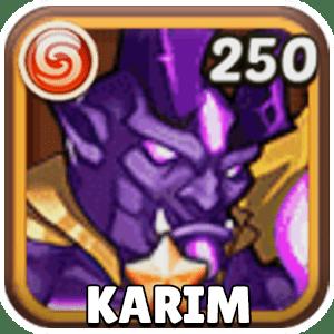 Karim Hero Icon Idle Heroes