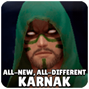 Karnak All-New All-Different Character Icon Marvel Future Fight