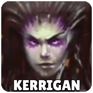 Kerrigan Hero Icon Heroes Of The Storm