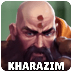 Kharazim Hero Icon Heroes Of The Storm