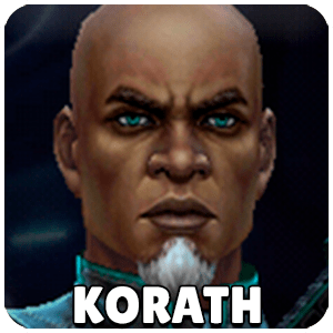 Korath Character Icon Marvel Future Fight