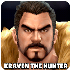 Kraven The Hunter Character Icon Marvel Future Fight