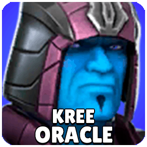Kree Oracle Character Icon Marvel Strike Force