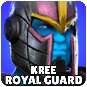Kree Royal Guard Character Icon Marvel Strike Force
