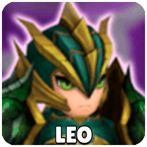 Leo Character Monster Icon Summoners War