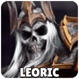Leoric Hero Icon Heroes Of The Storm