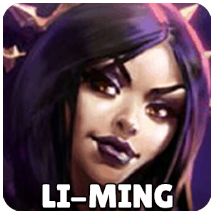 Li-Ming Hero Icon Heroes Of The Storm
