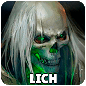 Lich Champion Icon Raid Shadow Legends