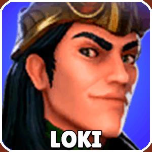 Loki Character Icon Marvel Strike Force