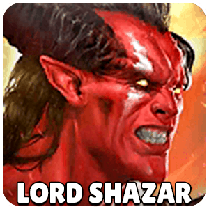 Lord Shazar Champion Icon Raid Shadow Legends