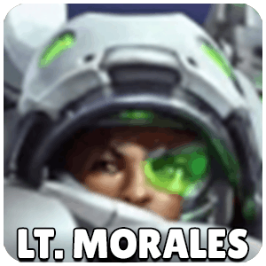 Lt Morales Hero Icon Heroes Of The Storm