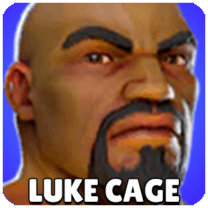 Luke Cage Character Icon Marvel Strike Force