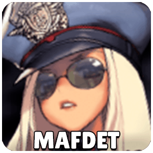 Mafdet Character Icon Destiny Child