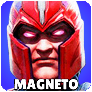 Magneto Character Icon Marvel Strike Force