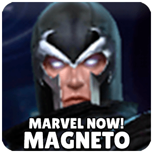 Magneto Marvel Now Character Icon Marvel Future Fight