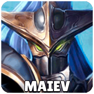Maiev Hero Icon Heroes Of The Storm