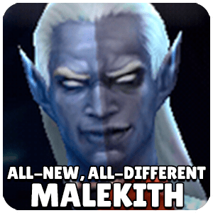 Malekith All-New All-Different Character Icon Marvel Future Fight