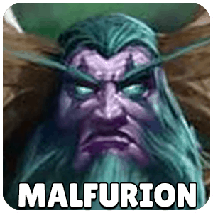 Malfurion Hero Icon Heroes Of The Storm
