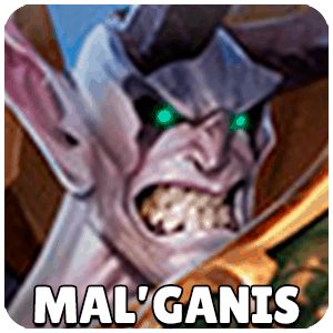 Malganis Hero Icon Heroes Of The Storm