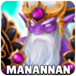 Manannan Character Monster Icon Summoners War