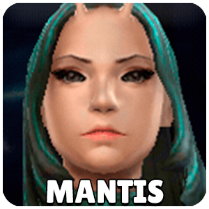 Mantis Character Icon Marvel Future Fight