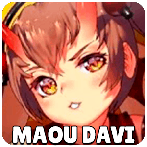 Maou Davi Character Icon Destiny Child