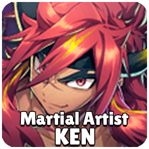 Martial Artist Ken Hero Icon Epic Seven
