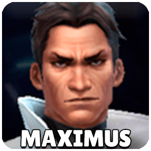 Maximus Character Icon Marvel Future Fight