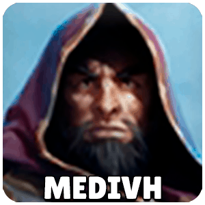 Medivh Hero Icon Heroes Of The Storm